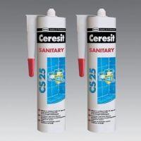 Silikon sanitarni CS25 TRANSPARENTNI 280 ml