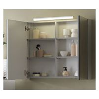Toaletni ormarić LANA TOL 80 AL - 510900